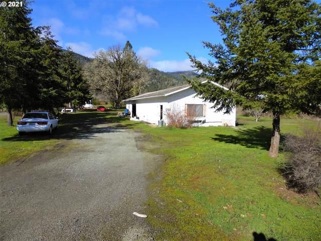 1740 North Myrtle Rd, Myrtle Creek, OR 97457 (MLS #21524771) :: Beach Loop Realty