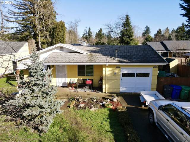 128 SE 106TH Ave, Portland, OR 97216 (MLS #21524949) :: Premiere Property Group LLC