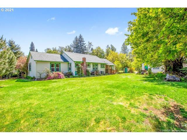 78322 Swanson Ln, Cottage Grove, OR 97424 (MLS #21524955) :: Change Realty