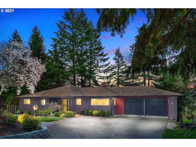 10648 SW 41ST Ave, Portland, OR 97219 (MLS #21524994) :: Duncan Real Estate Group