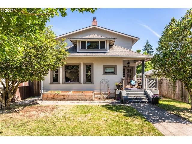 6629 SE Ramona St, Portland, OR 97206 (MLS #21525182) :: Brantley Christianson Real Estate