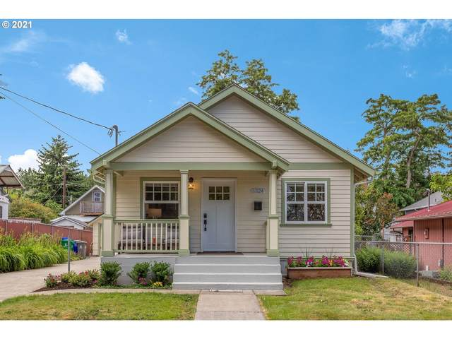 8324 N Hudson St, Portland, OR 97203 (MLS #21525281) :: Real Tour Property Group