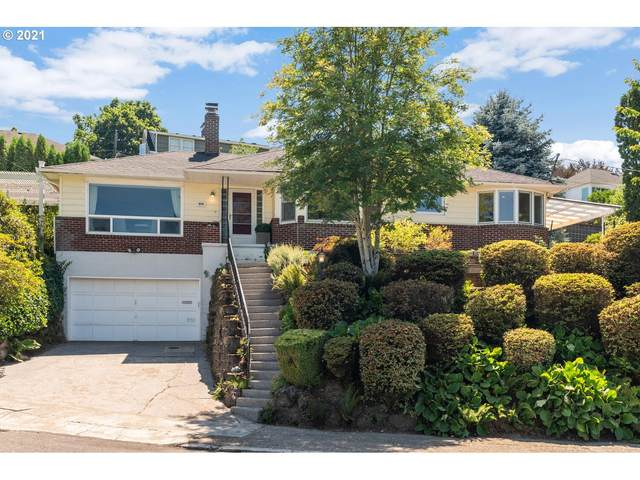 850 SW Troy St, Portland, OR 97219 (MLS #21525563) :: The Pacific Group