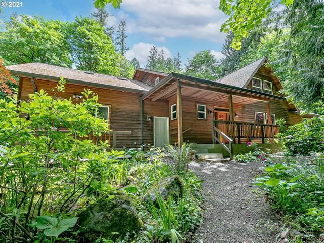 64725 E Broken Bridge Ln, Rhododendron, OR 97049 (MLS #21525906) :: Reuben Bray Homes