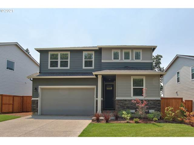 1697 N Sycamore St, Canby, OR 97013 (MLS #21526515) :: Stellar Realty Northwest