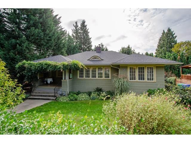 4144 SE Clinton St, Portland, OR 97202 (MLS #21526568) :: Windermere Crest Realty