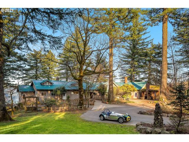 41225 E Larch Mountain Rd, Corbett, OR 97019 (MLS #21526572) :: Next Home Realty Connection