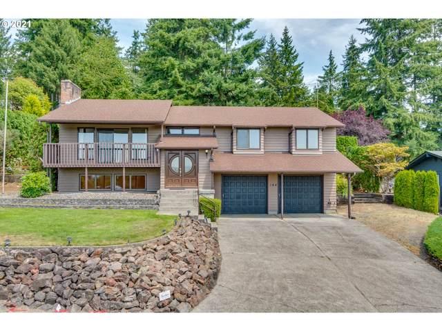 104 Carolyn Dr, Kelso, WA 98626 (MLS #21526600) :: Holdhusen Real Estate Group