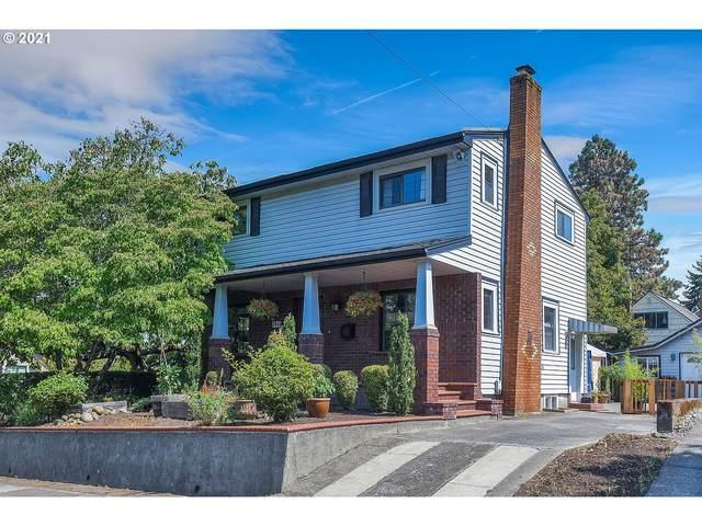 3840 NE 64TH Ave, Portland, OR 97213 (MLS #21526722) :: McKillion Real Estate Group