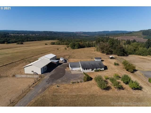 65415 Olson Rd, Deer Island, OR 97054 (MLS #21526803) :: Premiere Property Group LLC
