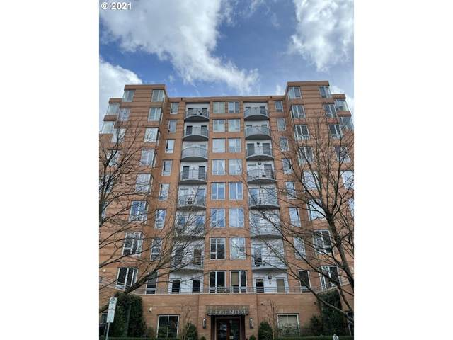 1132 SW 19TH Ave #104, Portland, OR 97205 (MLS #21526899) :: Holdhusen Real Estate Group