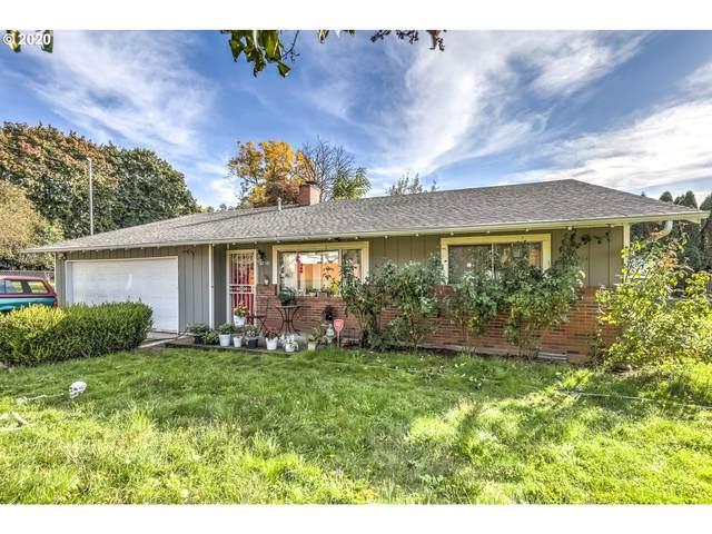 7626 SE Clackamas Rd, Milwaukie, OR 97267 (MLS #21526911) :: Keller Williams Portland Central