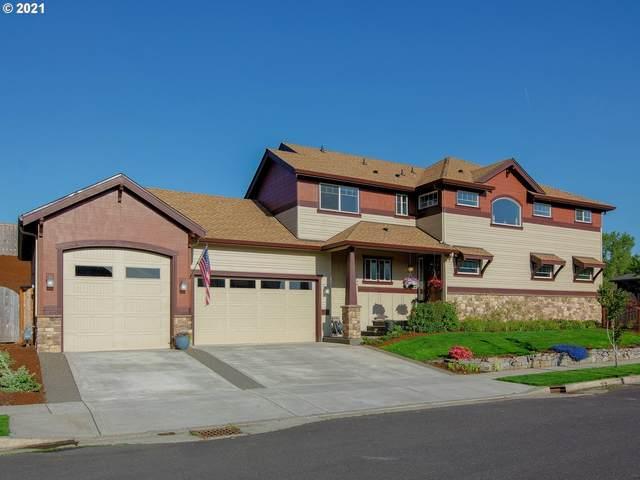 1844 S 14TH Ct, Ridgefield, WA 98642 (MLS #21527032) :: Song Real Estate