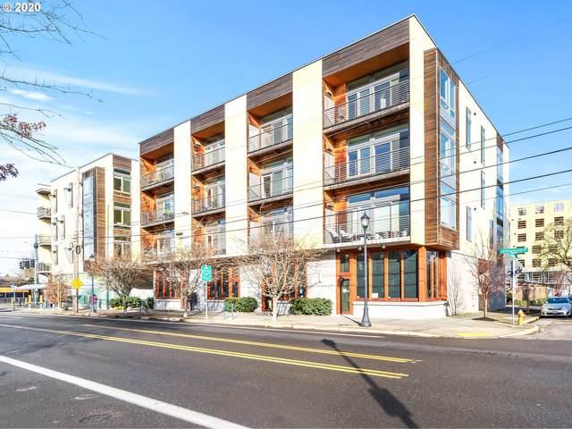 1455 N Killingsworth St #403, Portland, OR 97217 (MLS #21527035) :: Beach Loop Realty