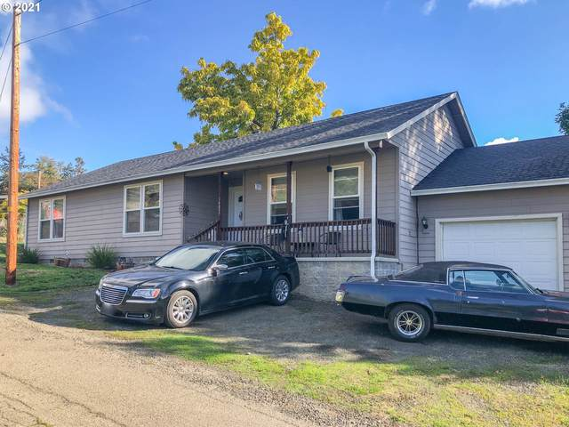 14057 Lookingglass Rd, Winston, OR 97496 (MLS #21527210) :: Song Real Estate