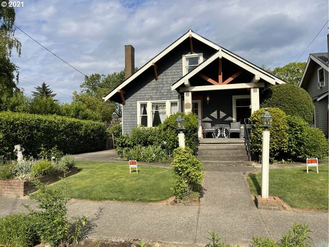 6214 SE 18TH Ave, Portland, OR 97202 (MLS #21527216) :: Next Home Realty Connection