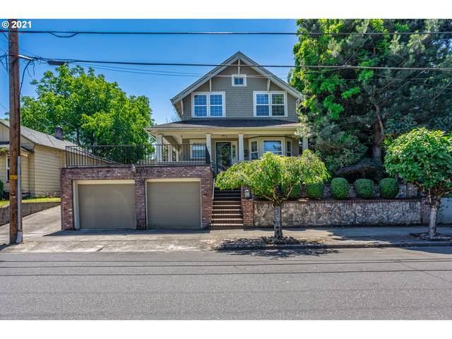 616 NE Morris St, Portland, OR 97212 (MLS #21527507) :: The Haas Real Estate Team