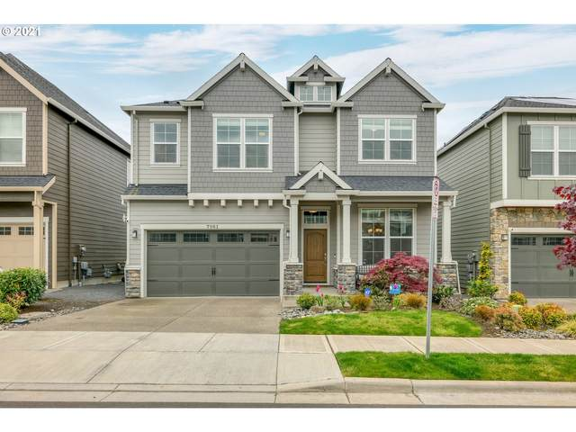 7861 NW 169TH Ave, Portland, OR 97229 (MLS #21527635) :: Premiere Property Group LLC