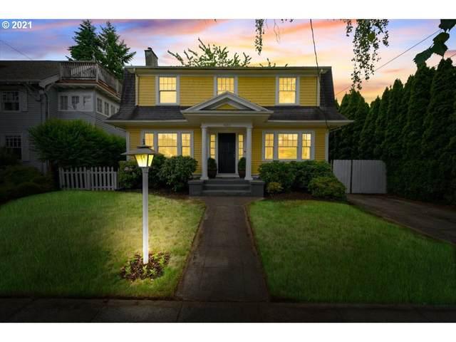 4033 NE 32ND Ave, Portland, OR 97212 (MLS #21527959) :: McKillion Real Estate Group