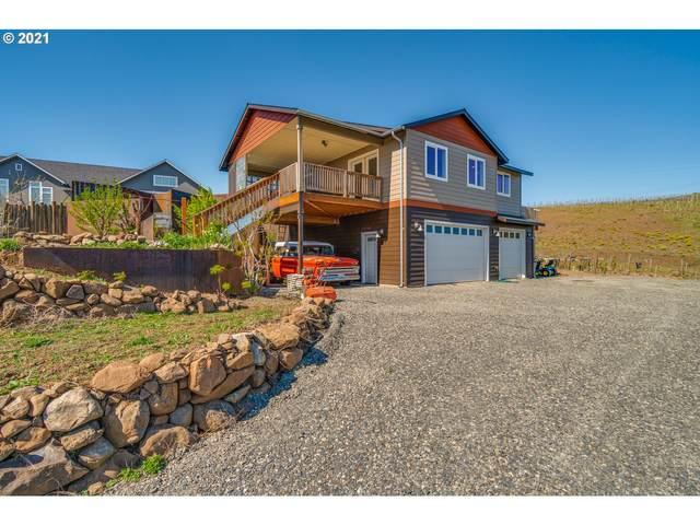 14 Oak Creek Rd, Dallesport, WA 98617 (MLS #21528060) :: Premiere Property Group LLC
