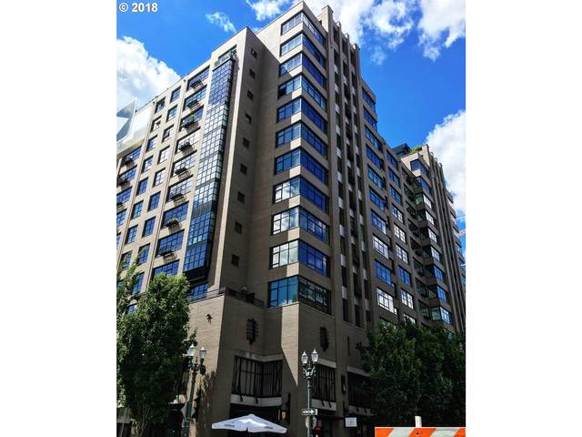 333 NW 9TH Ave #809, Portland, OR 97209 (MLS #21528094) :: The Liu Group