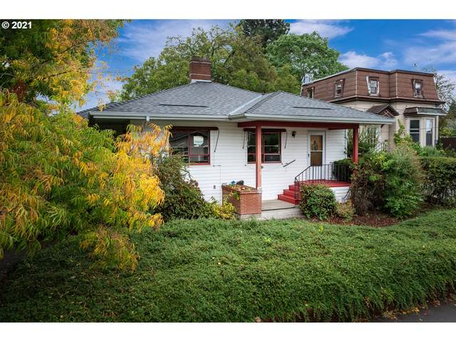 344 SE 52ND Ave, Portland, OR 97215 (MLS #21528110) :: Premiere Property Group LLC