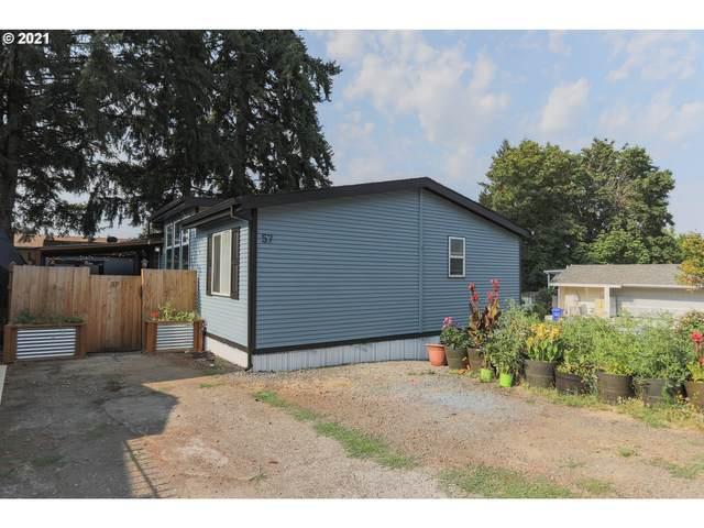 23421 S Highway 213 #57, Oregon City, OR 97045 (MLS #21528168) :: Stellar Realty Northwest