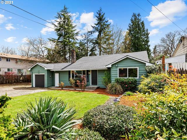 2712 SE Chestnut St, Milwaukie, OR 97267 (MLS #21528450) :: Fox Real Estate Group