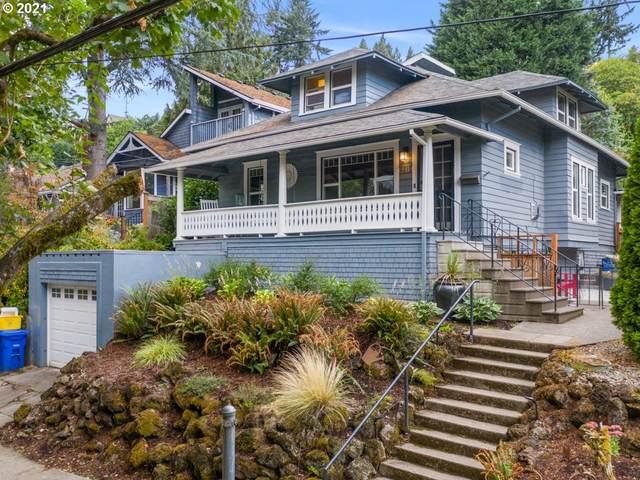 6815 S Virginia Ave, Portland, OR 97219 (MLS #21528531) :: Premiere Property Group LLC