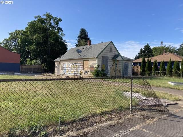 7511 N Clarendon Ave, Portland, OR 97203 (MLS #21528816) :: Lux Properties