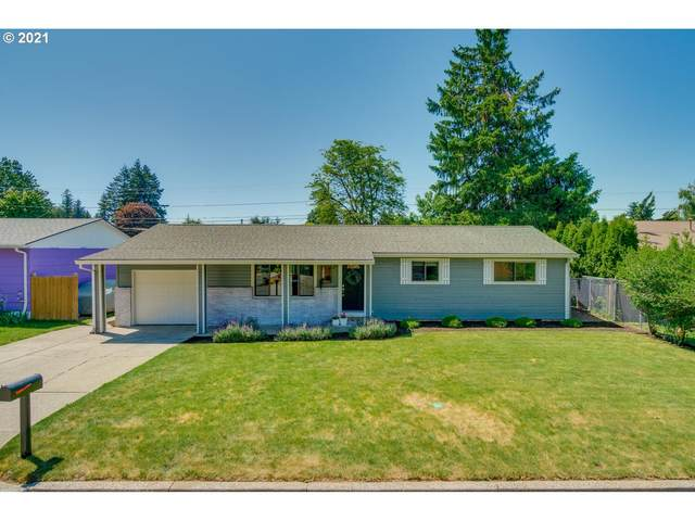 1307 NE 190TH Pl, Portland, OR 97230 (MLS #21528819) :: Next Home Realty Connection
