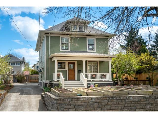 4622 NE 10TH Ave, Portland, OR 97211 (MLS #21529066) :: Next Home Realty Connection