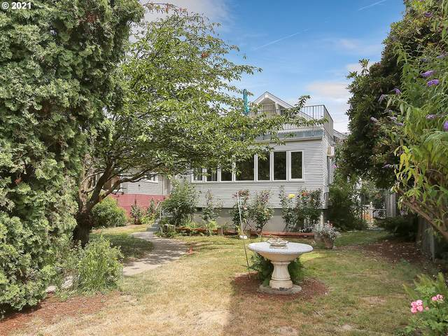 3840 N Overlook Blvd, Portland, OR 97227 (MLS #21529195) :: The Pacific Group