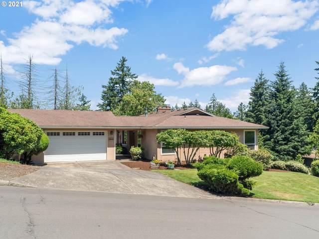 16635 SW Spellman Dr, Beaverton, OR 97007 (MLS #21529487) :: McKillion Real Estate Group