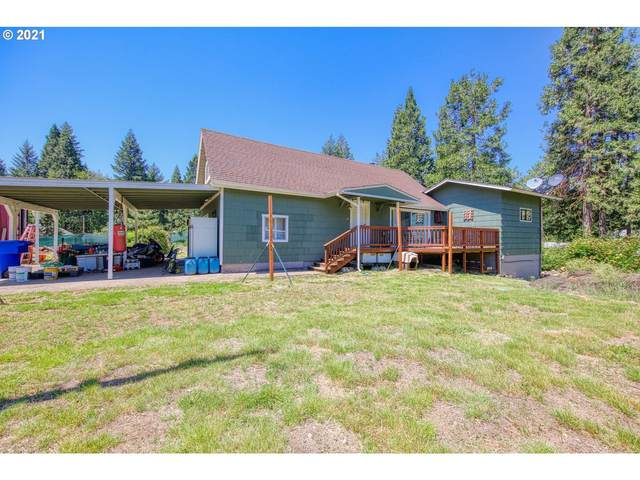54871 Mckenzie River Dr, Blue River, OR 97413 (MLS #21529785) :: The Haas Real Estate Team