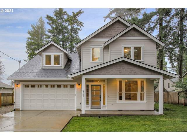 4525 SW Arnold St, Portland, OR 97219 (MLS #21529829) :: Beach Loop Realty