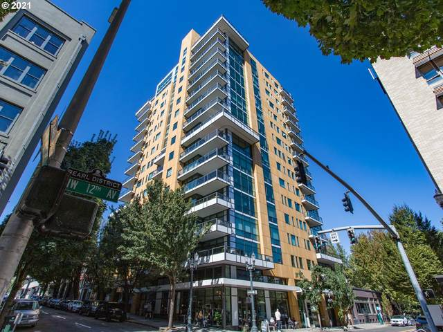 311 NW 12TH Ave #505, Portland, OR 97209 (MLS #21529893) :: Coho Realty
