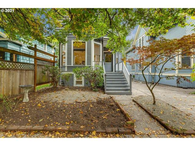 2116 SE Salmon St, Portland, OR 97214 (MLS #21529975) :: Song Real Estate