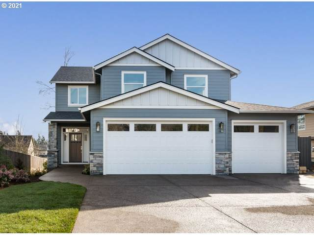 11033 SE Lampert Ct, Happy Valley, OR 97086 (MLS #21530043) :: Tim Shannon Realty, Inc.