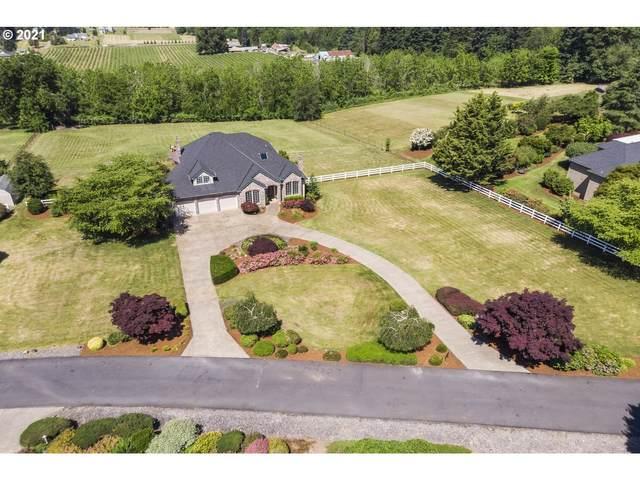 17700 NE 188TH Ct, Brush Prairie, WA 98606 (MLS #21530215) :: Cano Real Estate