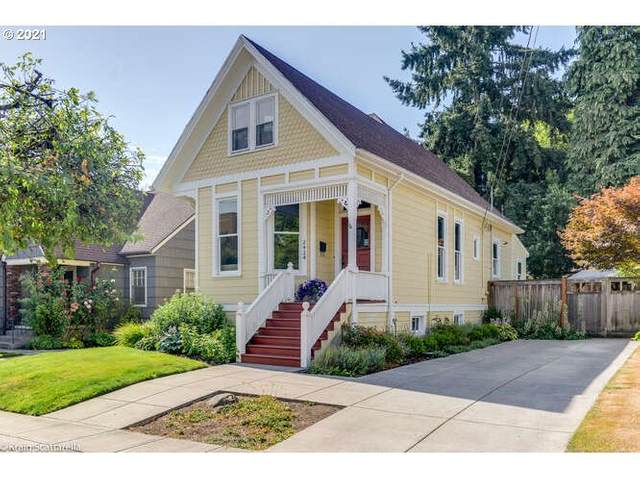 2424 NW Savier St, Portland, OR 97210 (MLS #21530302) :: Gustavo Group