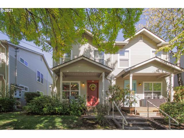 619 N Fargo St, Portland, OR 97227 (MLS #21530326) :: Song Real Estate