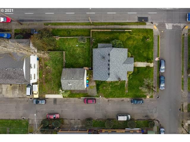 5131 SE Ankeny St, Portland, OR 97215 (MLS #21530376) :: Beach Loop Realty