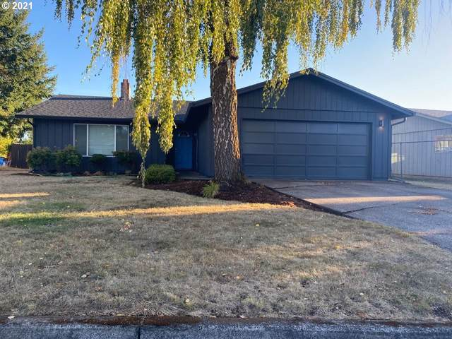 6205 NE 67TH St, Vancouver, WA 98661 (MLS #21530430) :: Next Home Realty Connection
