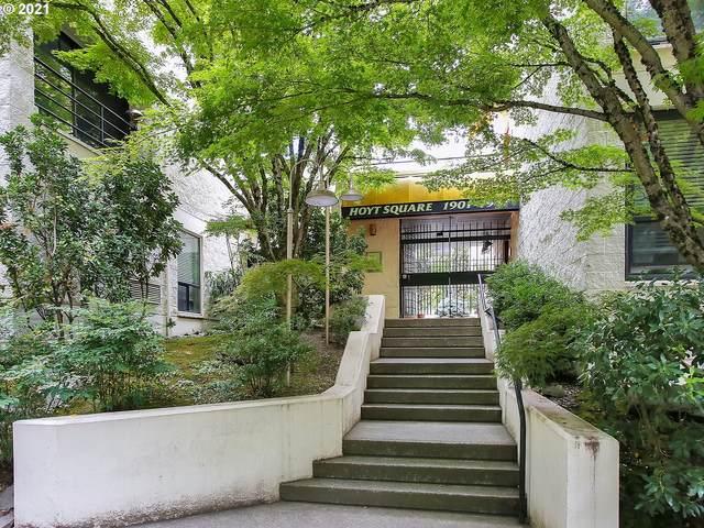 1929 NW Hoyt St, Portland, OR 97209 (MLS #21530474) :: Premiere Property Group LLC