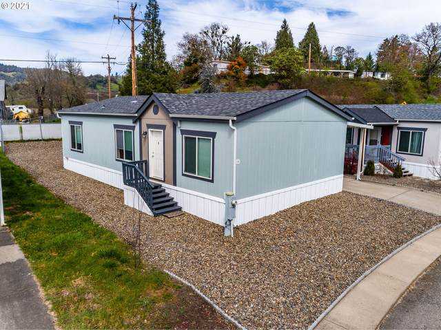118 NW Bree Dr, Winston, OR 97496 (MLS #21530671) :: Fox Real Estate Group