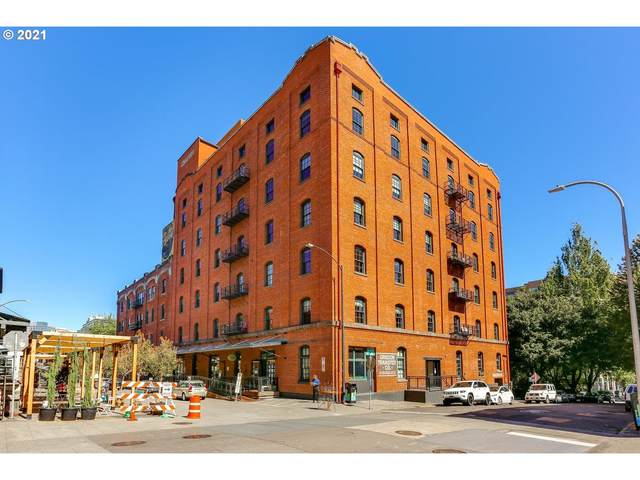 416 NW 13TH Ave #201, Portland, OR 97209 (MLS #21531065) :: The Pacific Group