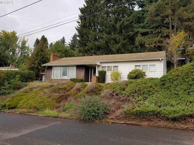 9505 NE Thompson St, Portland, OR 97220 (MLS #21531081) :: The Pacific Group