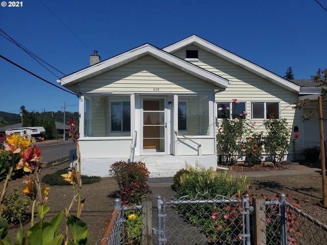 626 E 10TH St, Coquille, OR 97423 (MLS #21531519) :: Triple Oaks Realty