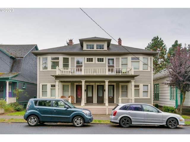 1812 SE Morrison St, Portland, OR 97214 (MLS #21531555) :: Beach Loop Realty